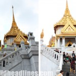Thailand Adventure: Golden Buddha, Wat Pho & Marble Temple