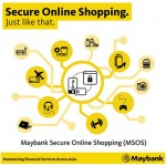 Shop Online with Confidence Using Maybank Credit Card MSOS