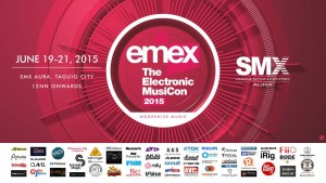 EMEX – The 2015 Electronic Music Convention and Expo