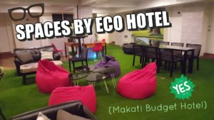 Review of Spaces by Eco Hotel | Makati Budget Hotel for Power Naps?